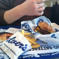 Photo taken at Culver's by Luke S. on 2/9/2013