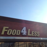 Photo taken at Food 4 Less by Nathalie on 9/30/2012