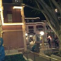 Photo taken at Disneyland Fire Department No. 1 by Nathalie on 1/2/2013