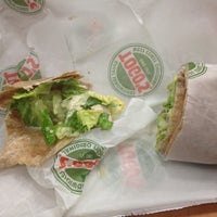 Photo taken at TOGO'S Sandwiches by Nathalie on 11/27/2012
