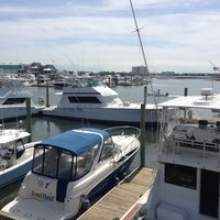 Photo taken at Dockside Restaurant & Bar by Robyn on 4/13/2013