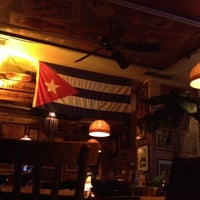 Photo taken at La Bodeguita del Medio by Leonardo S. on 4/30/2013
