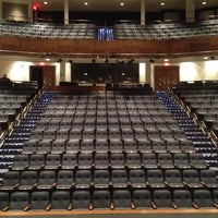 Photo taken at Coralville Center for the Performing Arts by Grant B. on 11/10/2013