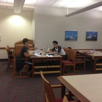 Photo taken at Tisch Library, Tufts University by Estelle T. on 9/17/2013