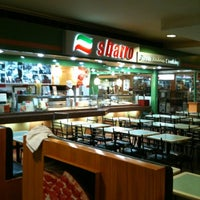 Photo taken at Sbarro by Josh E. on 10/11/2012
