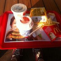 Photo taken at McDonald's by Sasha M. on 6/29/2013