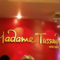 Photo taken at Madame Tussauds by Kathleen R. on 10/20/2012