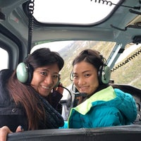 Photo taken at Mount Cook Ski Planes by Kathy L. on 6/27/2014