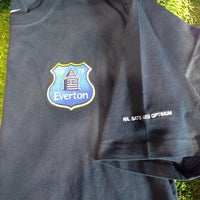 6/10/2013에 Phil J.님이 Everton Two Official Club Store에서 찍은 사진