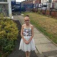 Photo taken at Gwladys Street School by Phil J. on 7/23/2013