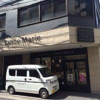 Photo taken at タント・マリー 湯島本店 by sadaharu s. on 5/8/2016