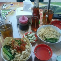 Photo taken at Hot Cui Mie by !!! Riena Chiemo Riyanti ®. on 10/5/2012