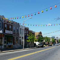 Photo taken at Highlandtown by Laura D. on 5/16/2016