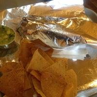 Photo taken at Burro Burrito by Dominiquenotdom N. on 11/11/2012