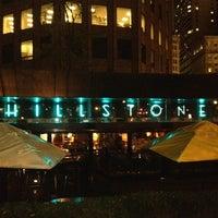 Photo taken at Hillstone Restaurant by Allan B. on 10/10/2012