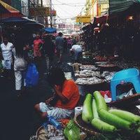 Photo taken at Quiapo Market by Czar Arjay C. on 3/12/2015