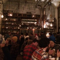 Photo taken at Magnolia Brewing Company by Kathy G. on 8/17/2014