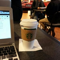 Photo taken at Barnes And Noble Cafe by amanda on 11/10/2013
