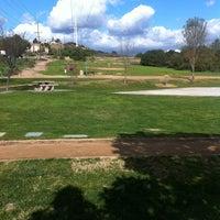 Photo taken at Montiel Park Disc Golf Course by Snorkel B. on 2/9/2013