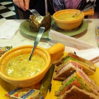 Photo taken at McAlister's Deli by Michael B. on 2/21/2013