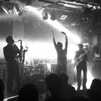 Photo taken at La Maroquinerie by Maxime H. on 4/4/2013