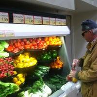 Photo taken at Sunset Foods by Brett T. on 1/20/2013