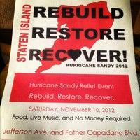 Das Foto wurde bei South Beach Boardwalk von Gaudiness am 11/10/2012 aufgenommen