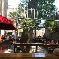 Photo taken at Sheffield's Beer & Wine Garden by Jenifer M. on 7/21/2013