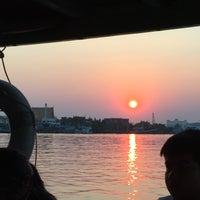Photo taken at ท่าเรือ ท่าฉลอม by Kojiba O. on 2/5/2015