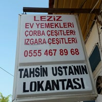 Photo taken at Tahsin Usta'nın Lokantası by Murat A. on 8/24/2016