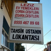 Photo taken at Tahsin Usta'nın Lokantası by Murat A. on 4/1/2016