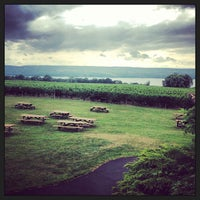 Photo taken at Wagner Vineyards by Rolando R. on 7/20/2013