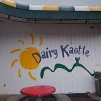 Photo taken at Dairy Kastle by Nick S. on 6/23/2017