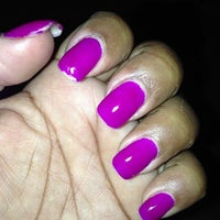 Photo taken at Nail By Donna by Asia K. on 2/13/2013