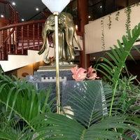 Photo taken at Lobby @ Saraburi Inn by Attaphol P. on 5/22/2013