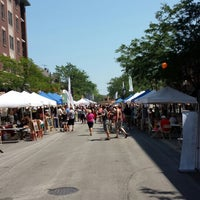 Photo taken at Taste Of Arlington Heights by Kathy R. on 8/10/2014