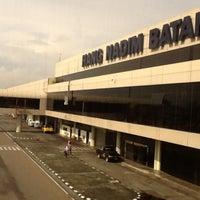 Photo taken at Hang Nadim International Airport (BTH) by Dedi H. on 11/13/2012