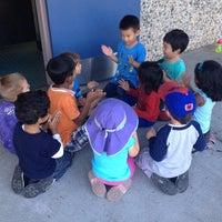 Photo taken at AppleSeed Almaden Montessori School by Brad R. on 10/19/2012