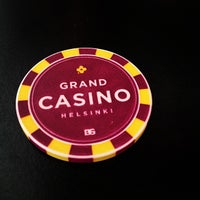 Photo taken at Casino Helsinki by Baard H. on 5/15/2013