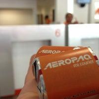 Photo taken at Aeropaq by @chefpandita on 2/14/2013