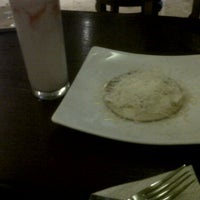 Photo taken at Horre Cafe & Resto by Bung R. on 12/23/2012