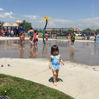 Photo taken at Cornerstone Park by Evelyn on 6/25/2015