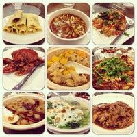 Photo taken at Crystal Jade Kitchen (翡翠小厨) by Winnie L. on 6/1/2013