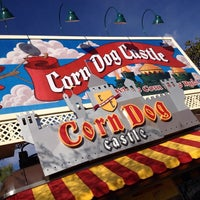 Photo taken at Corn Dog Castle by Darel A. on 12/8/2013