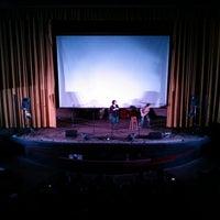 Photo taken at Whiteside Theater by Alan C. on 3/17/2013
