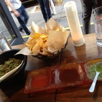 Photo taken at Dos Caminos by Karla M. on 10/20/2012