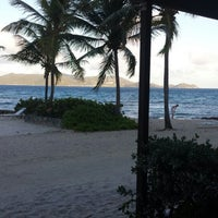 Photo taken at Sapphire Beach Marina & Resort Saint Thomas (Virgin Islands U.S.) by Edward C. on 3/5/2014