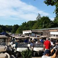 Photo taken at Alling Mem Golf Course by Edward C. on 8/16/2013