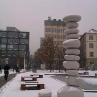 1/28/2013 tarihinde Rita R.ziyaretçi tarafından Millenáris park'de çekilen fotoğraf