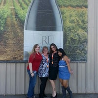 Photo taken at CRU Wine Company by Cherie L. on 11/10/2013